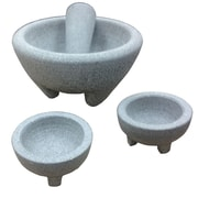 IMUSA GlobalKitchen 4 Piece Jumbo Guacamole Set