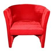 ORE Furniture Microfiber Folding Chair