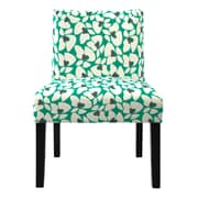 Handy Living Nate Floral Slipper Chair