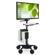 Best Mounting Mobile Computer Laptop Cart