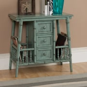 Coast to Coast Imports 3 Drawer End Table