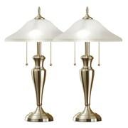Artiva USA 24'' Table Lamp Set (Set of 2)
