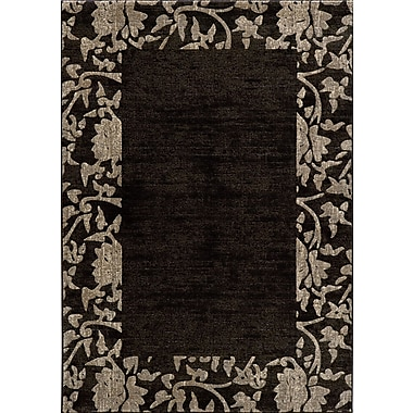 Momeni Dream Charcoal Area Rug; 9'3'' x 12'6''