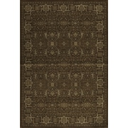 Momeni Encore Chocolate Area Rug; 5'3'' x 7'9''