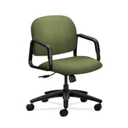 HON  Solutions Seating  HON4002NR74T Mid-Back Office/Computer Chair, Fixed Arms, Clover Fabric