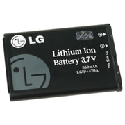 LG AX380 Wave OEM Original Lithium Battery, Refurbished (1386058)