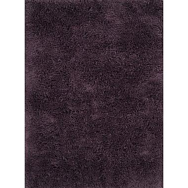 Momeni Comfort Shag Fig Area Rug; 2' x 3'
