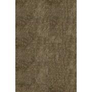 Momeni Luster Shag Hand-Tufted Light Taupe Area Rug; Runner 2'3'' x 8'