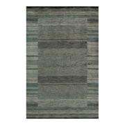 Momeni Gramercy Blue/Gray Area Rug; 2' x 3'