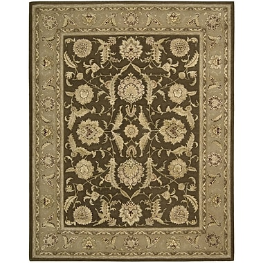 Nourison Nourison Brown Area Rug; 9'9'' x 13'9''