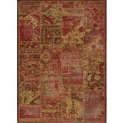 Momeni Vintage Sunset Patchwork Rug; 3'11'' x 5'11''