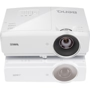 BenQ MH741 1920 x 1080 (FHD) 3D Ready Business DLP Projector, White