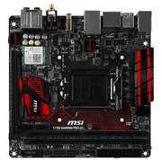 msi ® DDR4 Desktop Motherboard, 32GB (Z170I GAMING PRO AC)