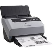 HP ScanJet Enterprise Flow 5000 S3 Sheet-Feed Document Scanner, L2751A#BGJ, Black/Gray