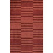 Momeni Gramercy Red Area Rug; 7'6'' x 9'6''