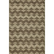 Momeni Mesa Grey Rug; 9' x 12'