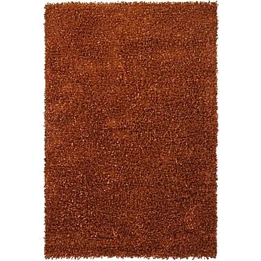 Chandra Riza Brown Area Rug; 7'9'' x 10'6''