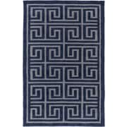 Artistic Weavers Holden Kennedy Navy/Gray Area Rug; 5' x 7'6 inch  by