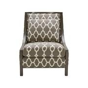 Sunpan Modern 5West Massimo Side Chair; Strathmore Grey
