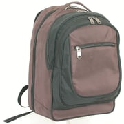 Netpack Easy Check Computer Backpack; Brown