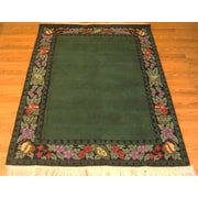American Home Rug Co. Madison Border Area Rug; Runner 2'6'' x 6'