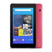 "Ematic EGQ377 7"" Tablet, 8GB, Android 5.1 Lollipop, Pink"