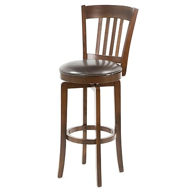 Hillsdale Canton 31'' Swivel Bar Stool with Cushion
