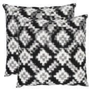 Safavieh Mirage Decorative Cotton Throw Pillow (Set of 2); 22'' H x 22'' W
