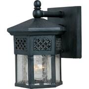 Maxim Lighting Scottsdale 1-Light Outdoor Wall Lantern