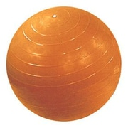Cando Inflatable Exercise Ball (Retail Box); 22'' / Orange