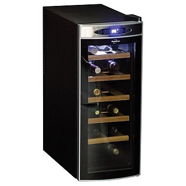 Koolatron Koolatron 12 Bottle Single Zone Wine Refrigerator