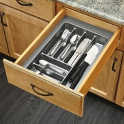 Rev-A-Shelf Medium Glossy Cutlery Organizer