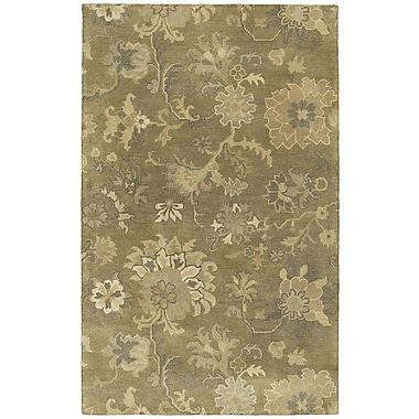 Kaleen Magi Floral Area Rug; 9'6'' x 13'