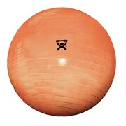 Cando Inflatable Exercise Ball; 22'' / Orange