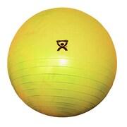 Cando Inflatable Exercise Ball; 59'' / Yellow