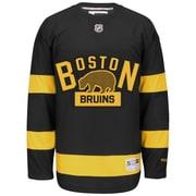 Boston Bruins 2016 Reebok Winter Classic Premier Replica Jersey
