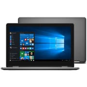 "Refurbished Dell 15-7558 15.6"" LED Intel Pentium 3805U 500GB 4GB Microsoft Windows 8.1 Laptop Gray"