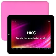 "HKC P886A-PK 8"" Tablet 8GB Android 4.1 Jelly Bean Pink"