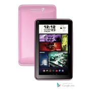 "Visual Land Prestige ELITE 7Q-KC - 7"" Quad Core 8GB Android Tablet, Pink"