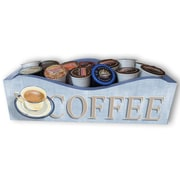 Lexington Studios Coffee Horizontal Caddy; Blue