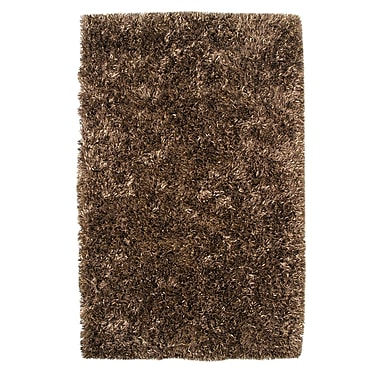 Dynamic Rugs Romance Brown Mix Area Rug; 10' x 14'