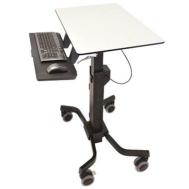 ErgotronMD – 24-220-055 Espace de travail numérique mobile TeachWellMD (MDW)