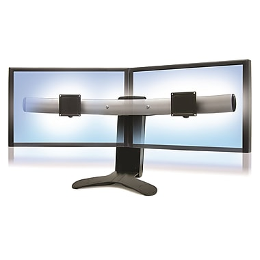 Ergotron® 33-296-195 LX Triple/Dual Display Lift Stand
