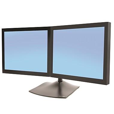 ErgotronMD – 33-322-200 Support pour deux écrans juxtaposés DS100
