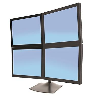 ErgotronMD – 33-324-200 Support pour quatre écrans DS100