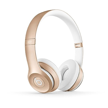 Casque supra-auriculaire Solo 2 Wireless de Beats by Dr. Dre, or
