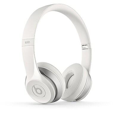 Beats by Dr. Dre Solo 2 Wireless On-Ear Headphone, White