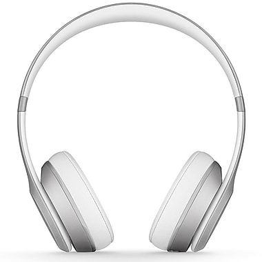 Beats by Dr. Dre Solo 2 Wireless On-Ear Headphone, Silver