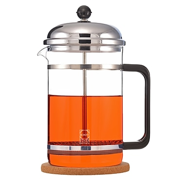 Grosche Denver French Press Coffee Maker, 1.5 Litres