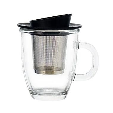 Grosche – Tasse à thé Aspen avec infuseur, 400 ml